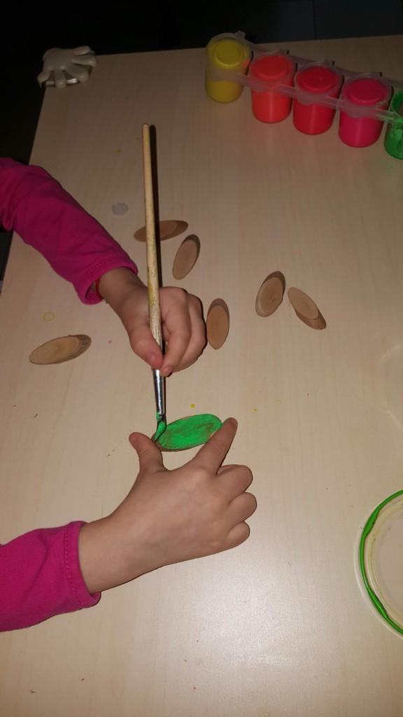 Pictarea lemnului