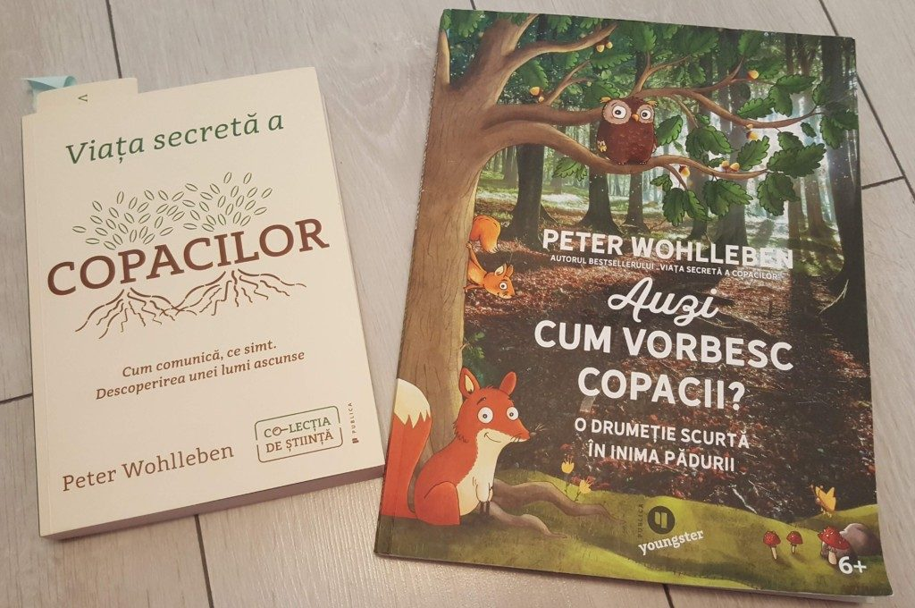 2 cărți pentru biblioteca familiei